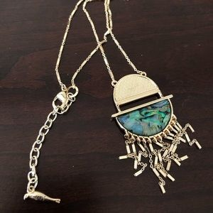 NEW selva pendant necklace